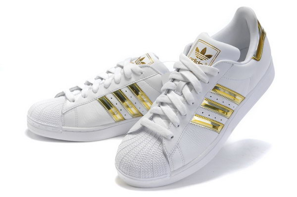 Adidas Superstar Mens & Womens (unisex) 3d Colorful White Gold Outlet Store